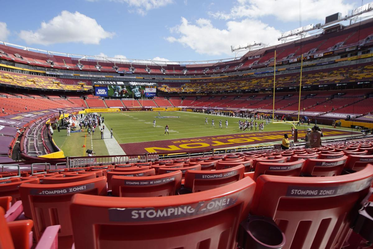 Football Team Observations I Watched An Nfl Game In An Empty Stadium It Was Weird Professional Sports Richmond Com