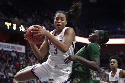 AAC South Florida UConn Basketball