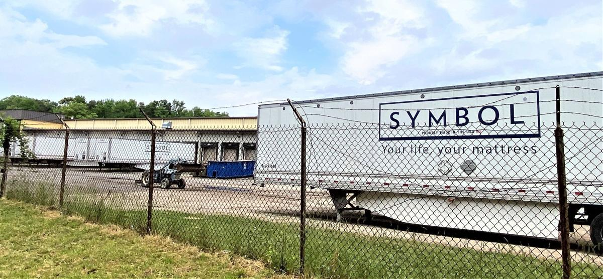 Eastern Sleep Products (operates as Symbol Mattress) Chesterfield plant