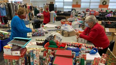 Powhatan Christmas Mother program wraps up 2020 season
