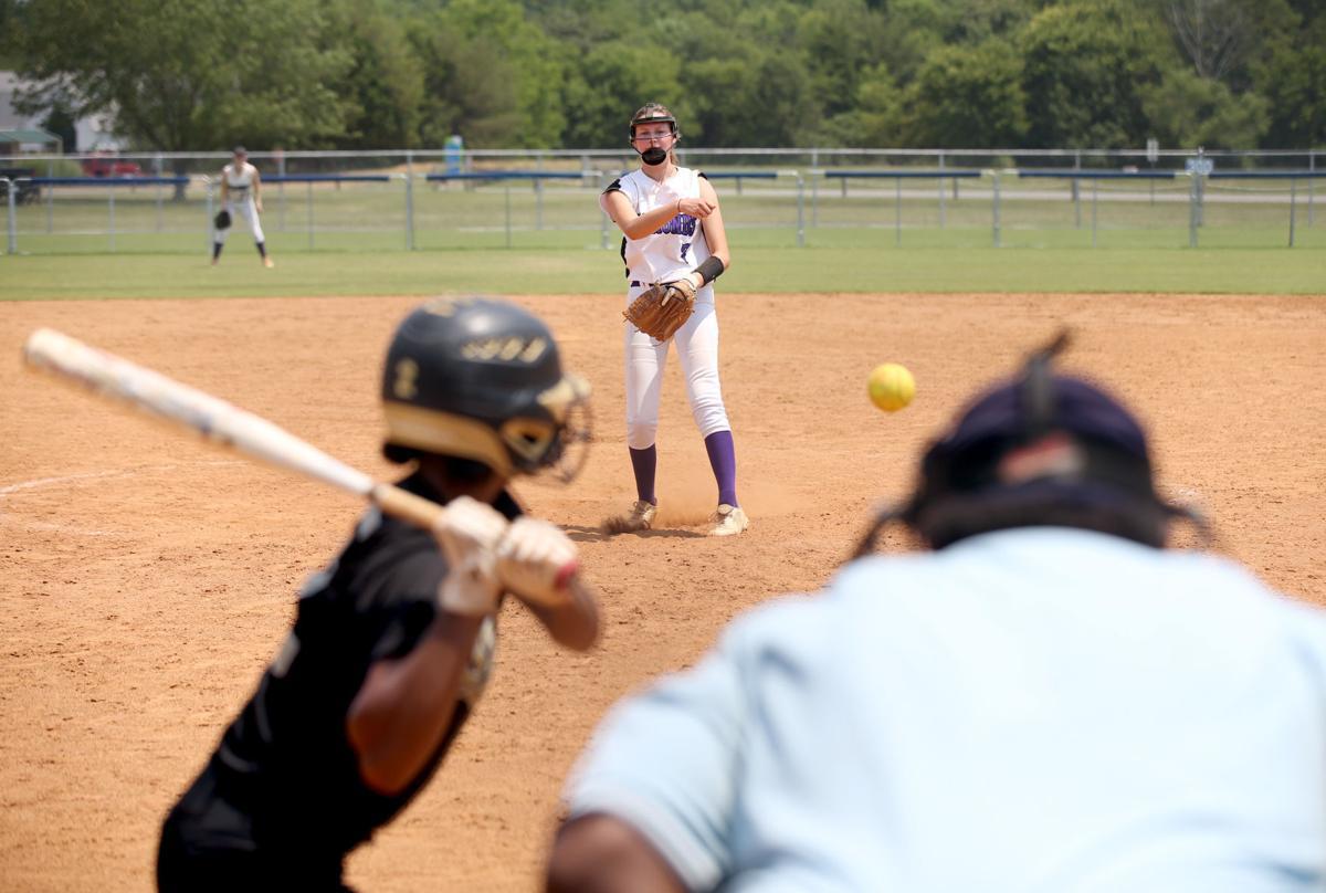 high school softball recruit