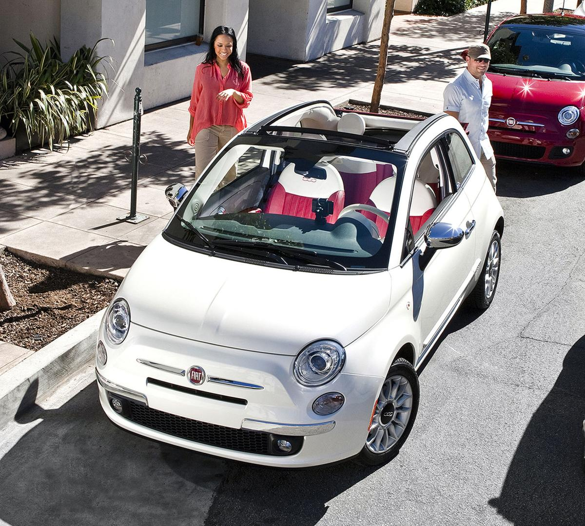 2019 Fiat 500: Upgraded Power In A Fun-to-drive Car