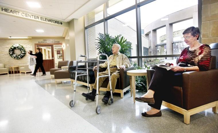 Henrico Doctors Hospital Expansion Complete Business Richmond Com