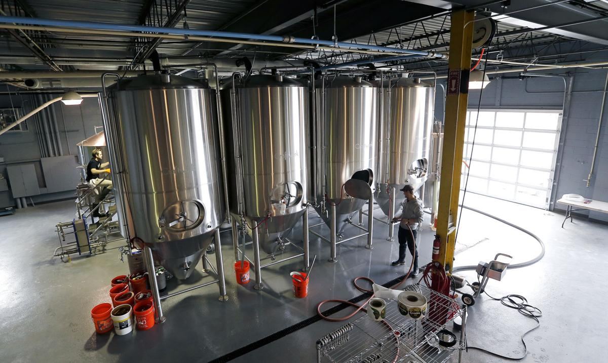 Whats On Tap For Richmond Area Craft Brews In 2017 Local Wiring Vault 88