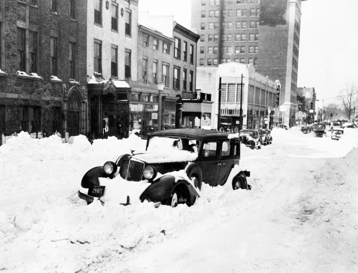 All time record snowfall 'events' for Richmond