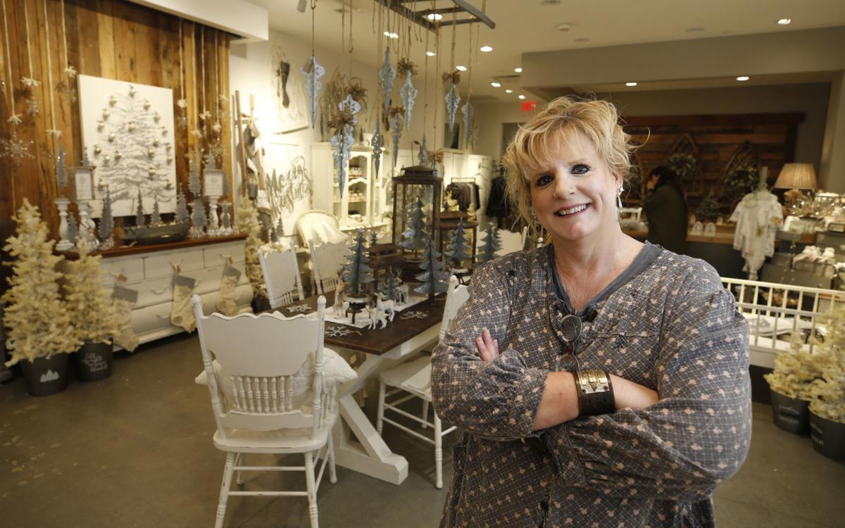 Biz Buzz Vintage Home Goods Shop Opening Temporary Store In Short