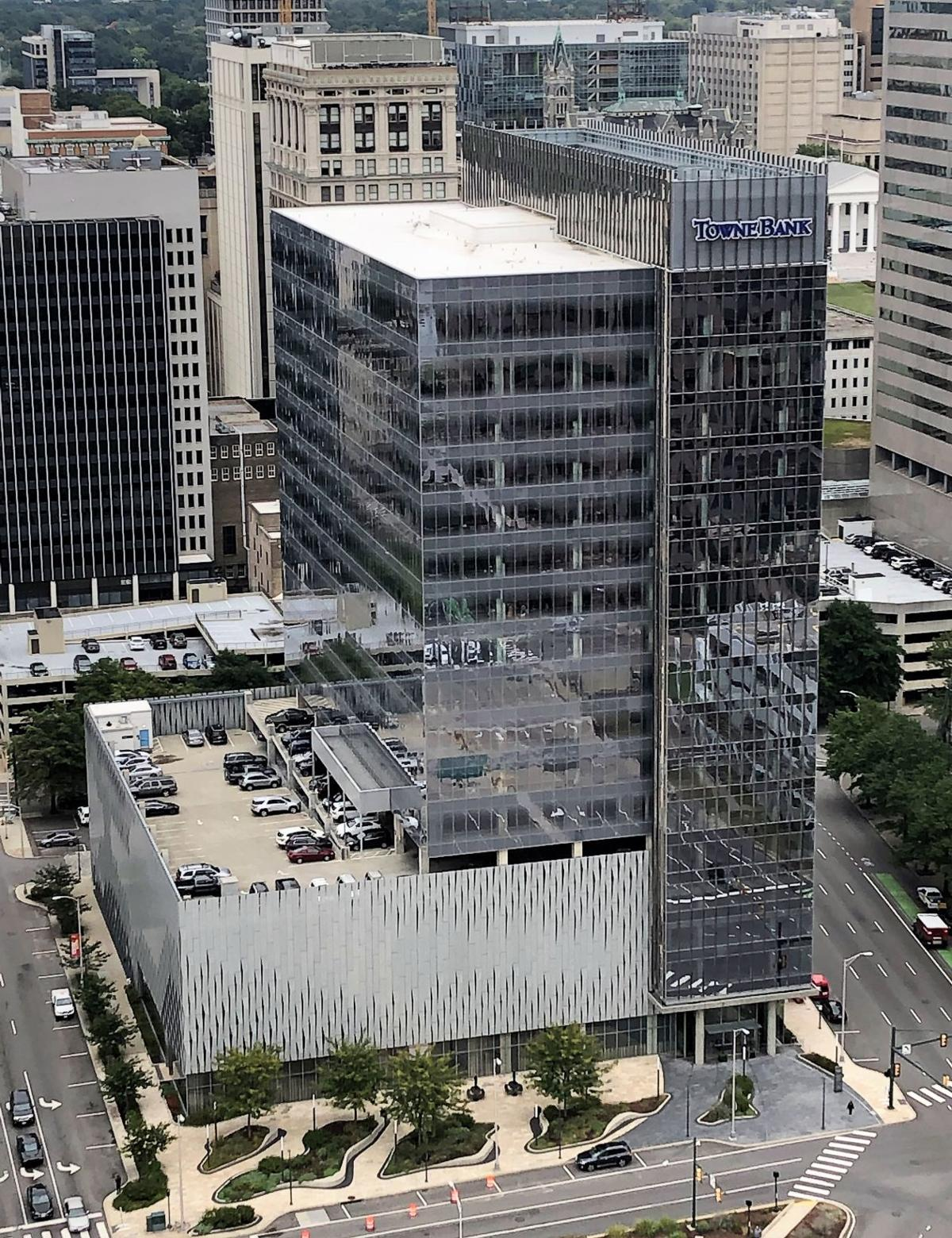 Photos The 15 Tallest Buildings In Richmond Business News Richmond Com