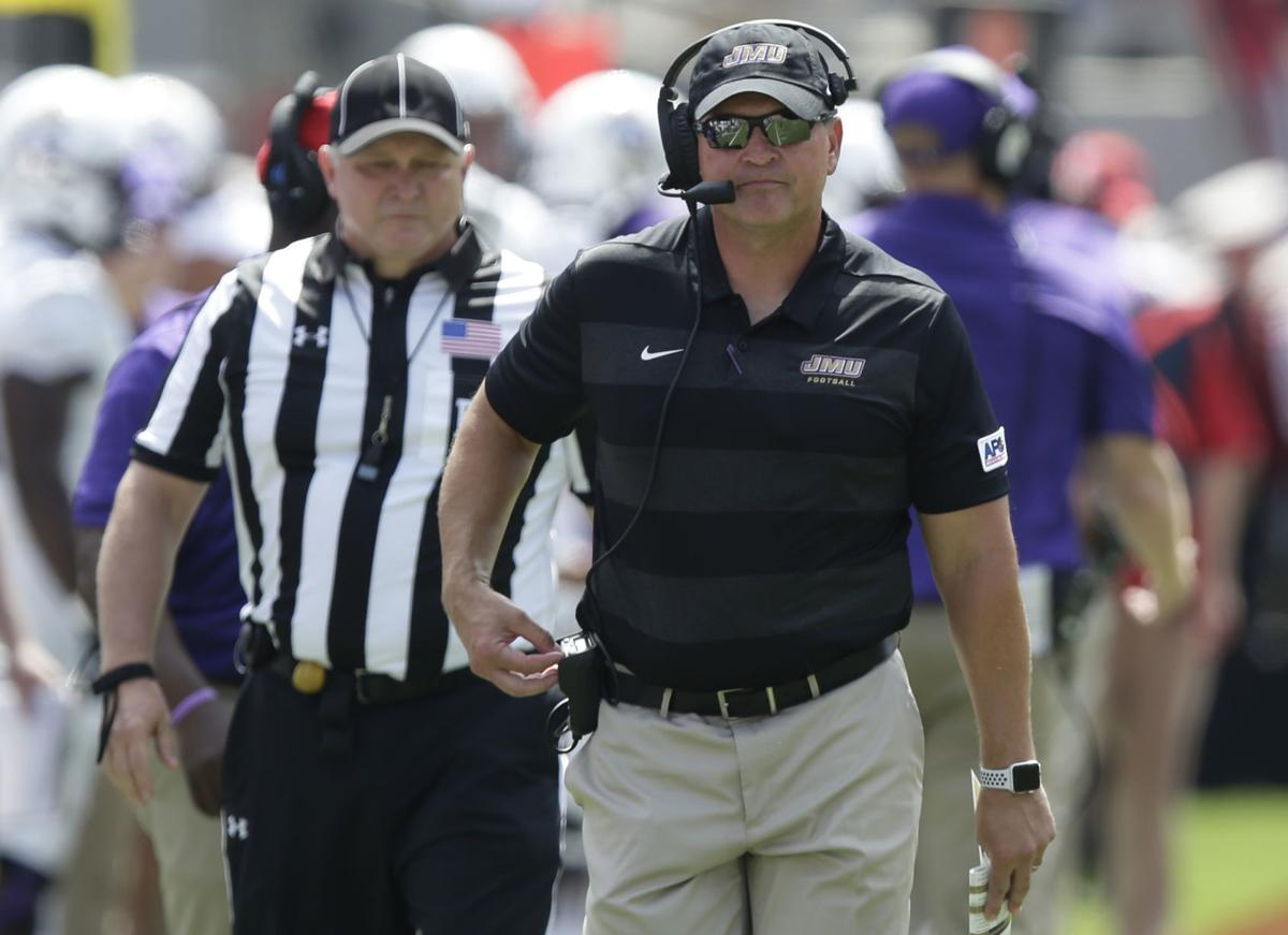 It's official: Mike Houston is heading to East Carolina
