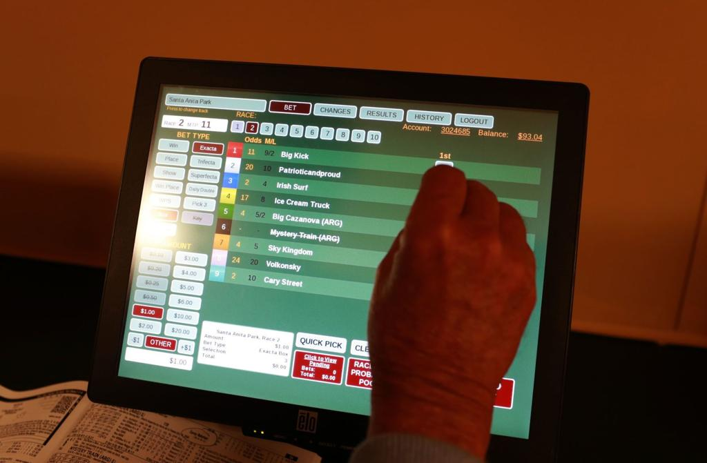 off track betting in virginia