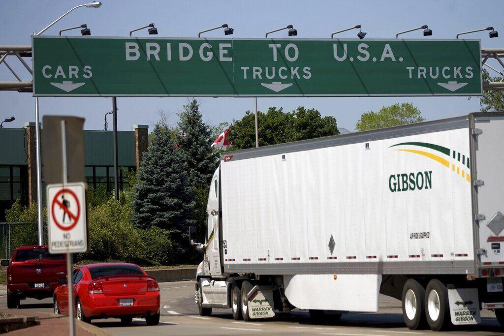Virus Outbreak US Borders