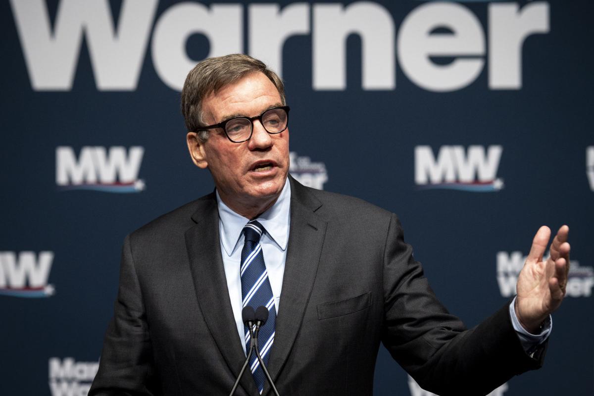 Election 2020 Senate Warner