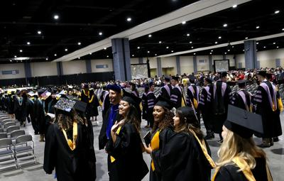 VCU graduation
