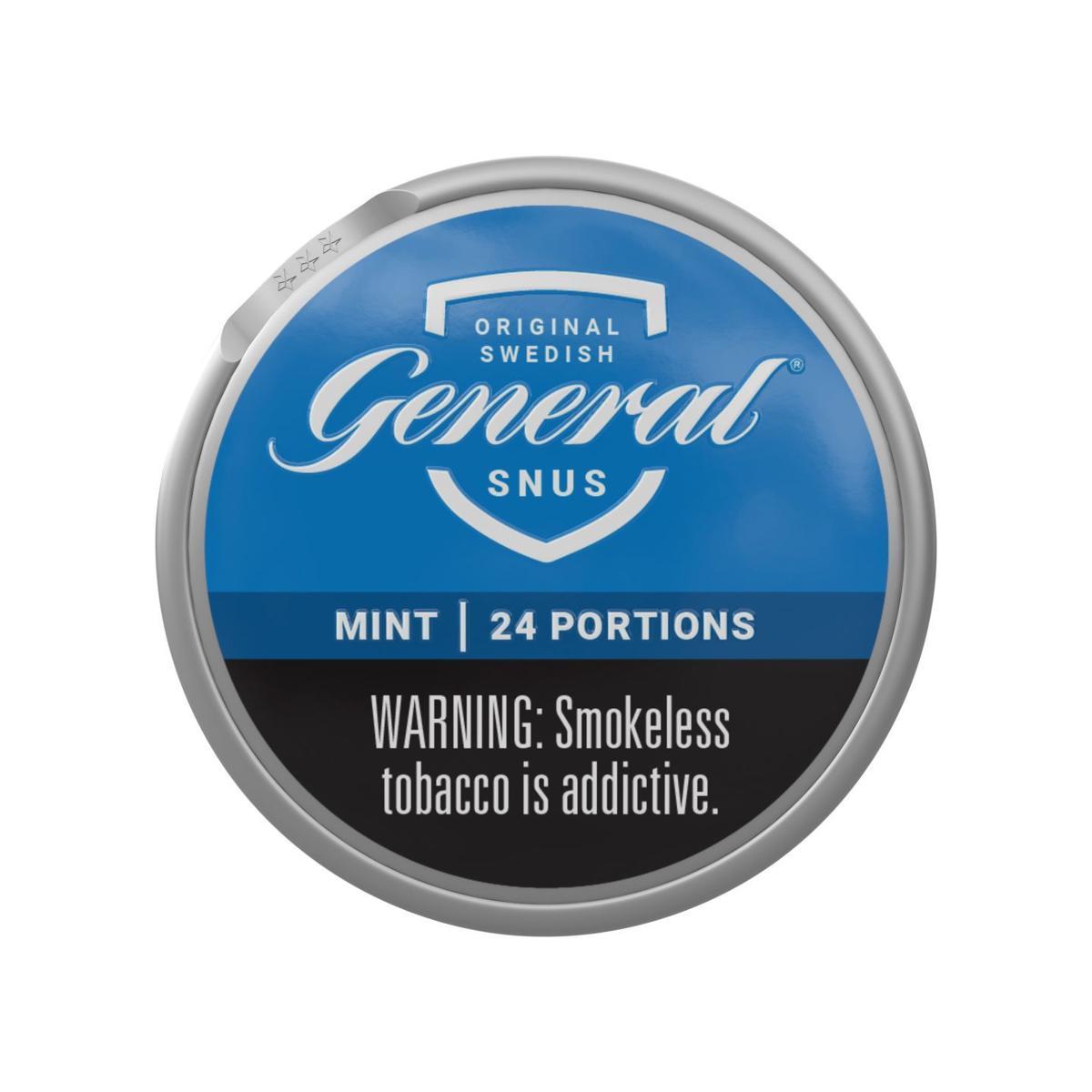 GeneralSnus-Mint-Straight