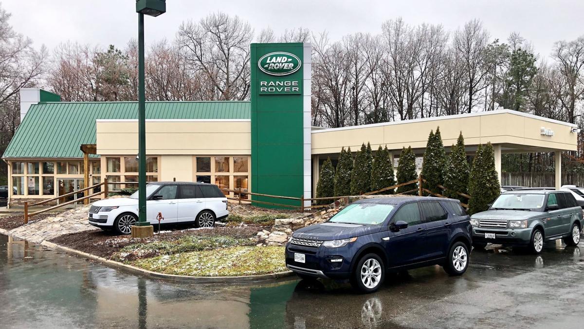 Land Rover Dealership >> Land Rover Dealership In Chesterfield Buying Local Jaguar