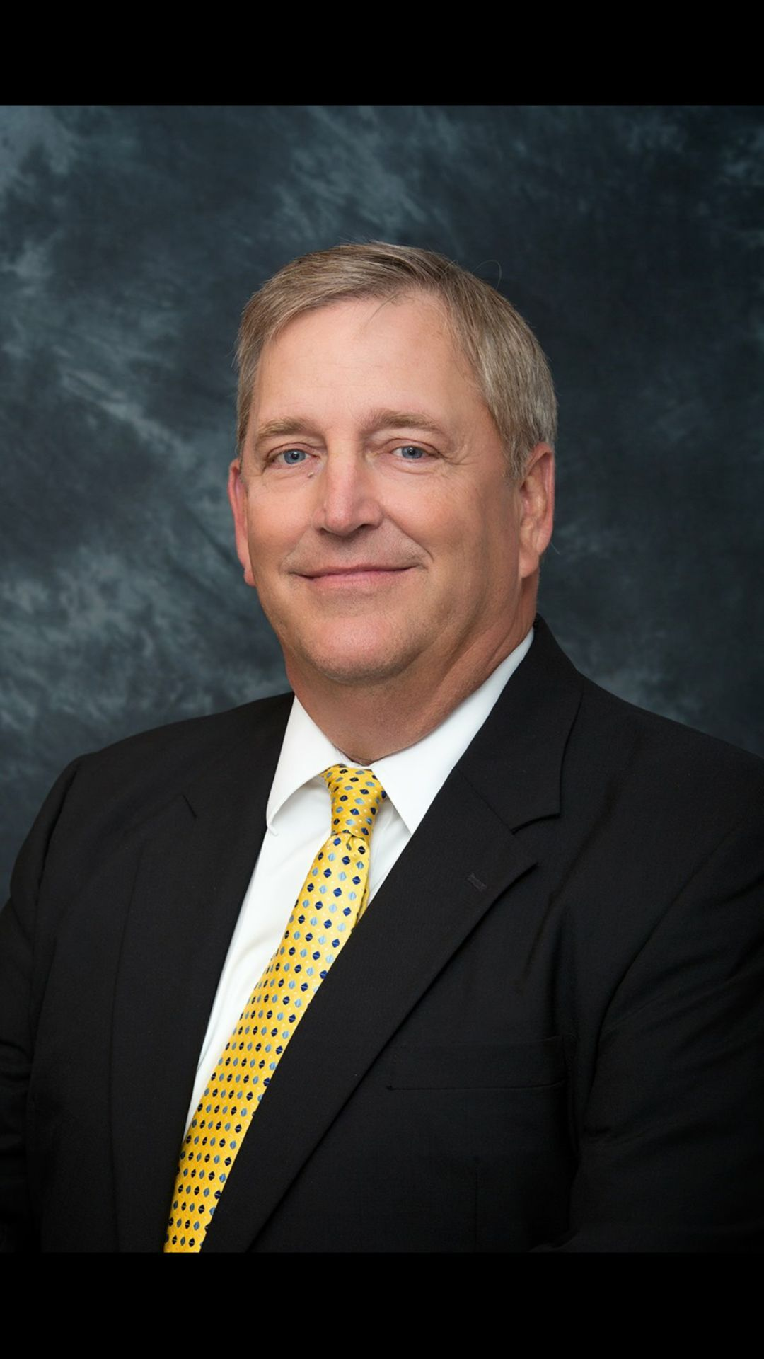 Powhatan County Administrator Ned Smither