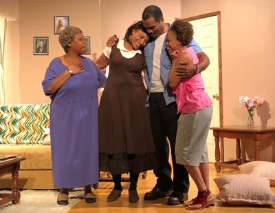 Theater Review Livin Fat Living Lean And Frugal In 1974 Play