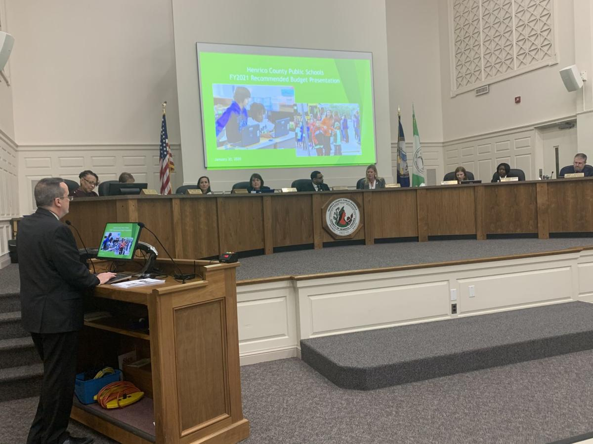 Henrico school system considering instruction options for fall