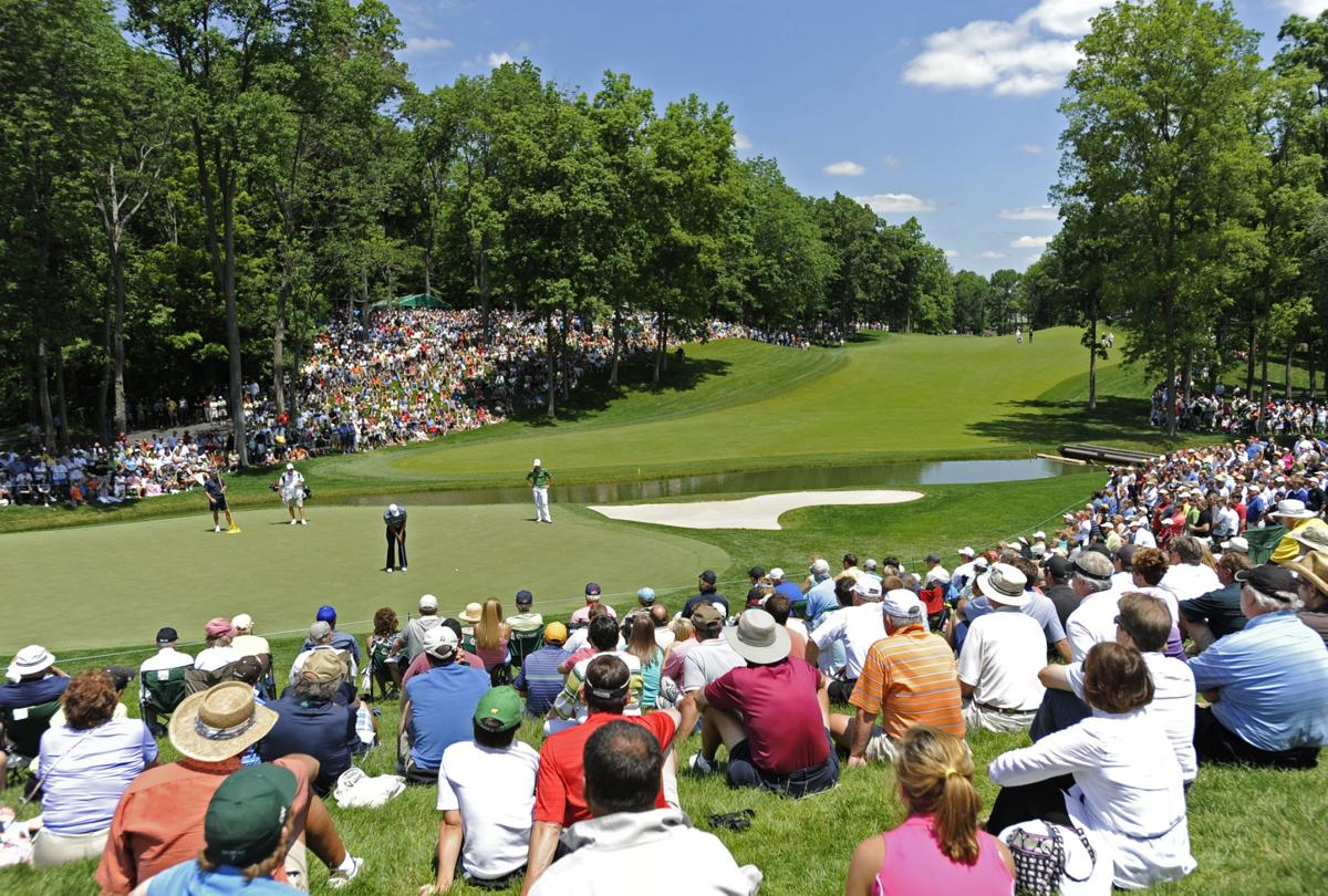 The Memorial Tournament presented by Morgan Stanley - Round Two