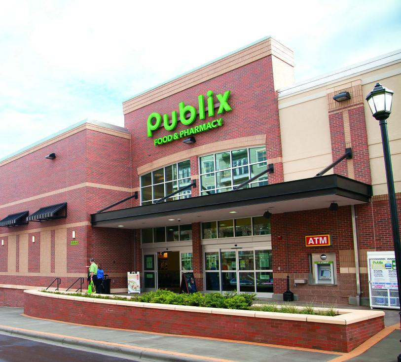 Publix buying 10 Martin's stores