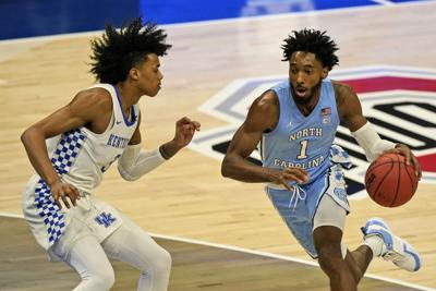 North Carolina Kentucky Basketball