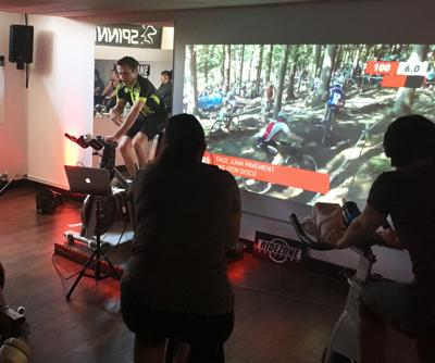 Fitness: The Sufferfest pits you against some of the world's