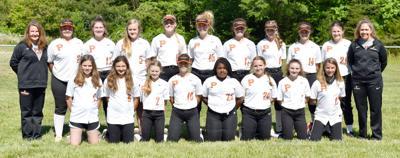 Powhatan Middle School Softball 2021