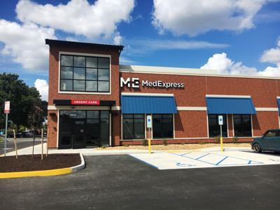 MedExpress urgent care opening a third area location | Biz