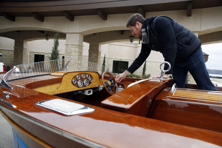 Wooden speedboat once owned by JFK, Kennedy family finds a new home