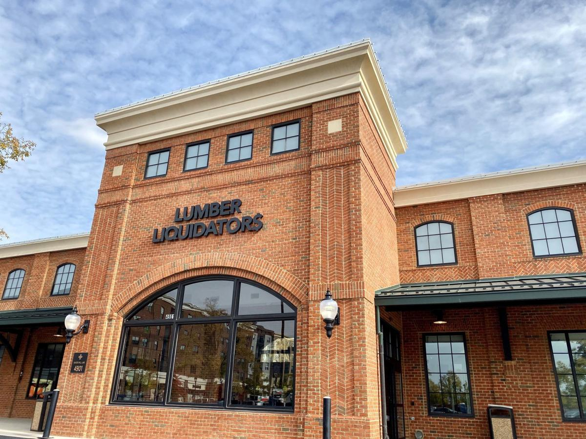 Lumber Liquidators corporate offices