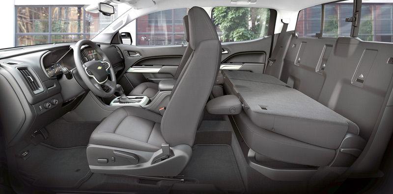 2015 Chevy Colorado Interior | Richmond Drives: Vehicle Features |  Richmond.com