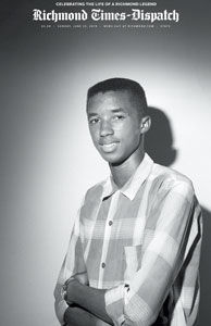 Richmond Times-Dispatch uncovers never-before-seen photos of Arthur Ashe
