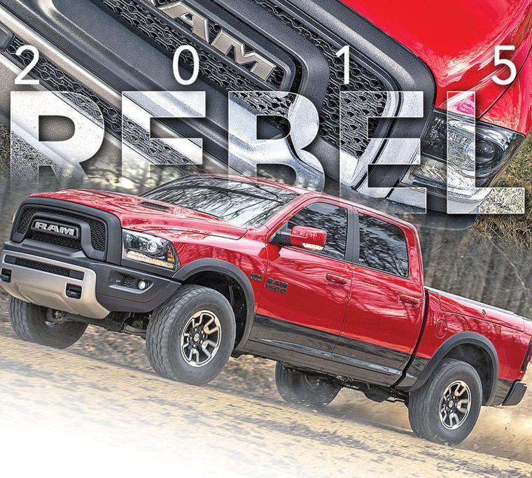 AutoPilot: The All-new 2015 Ram Rebel