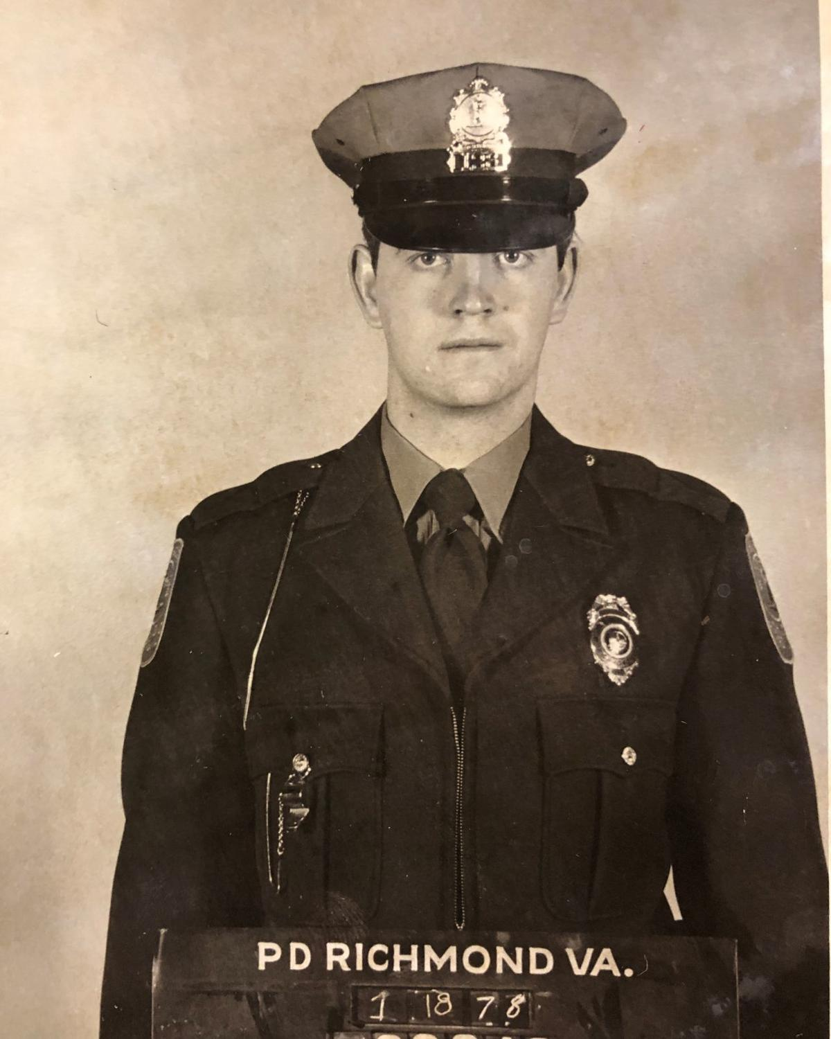 Richmond police officer Michael Connors