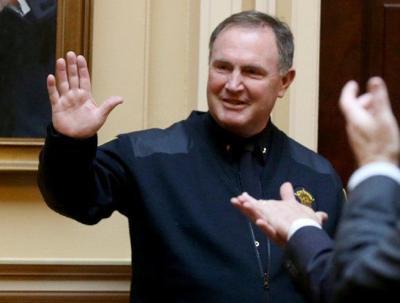 Sheriff Ken Stolle