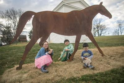 Two new exhibitions bring Monticello horse history to life