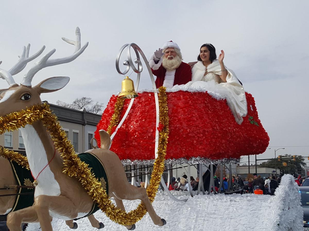 richmond christmas parade