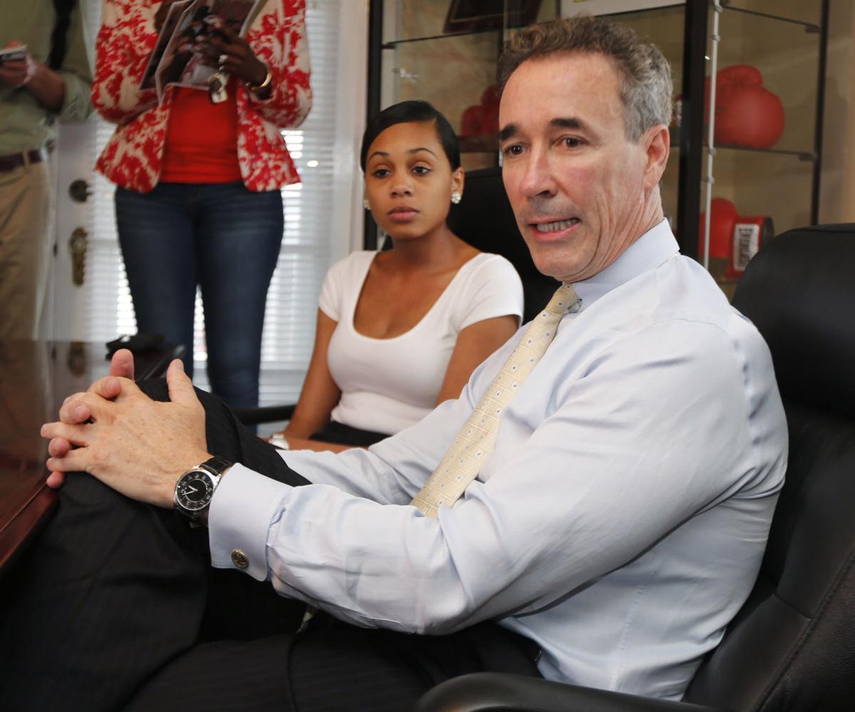 joe morrissey  engaged  hints at run for mayor