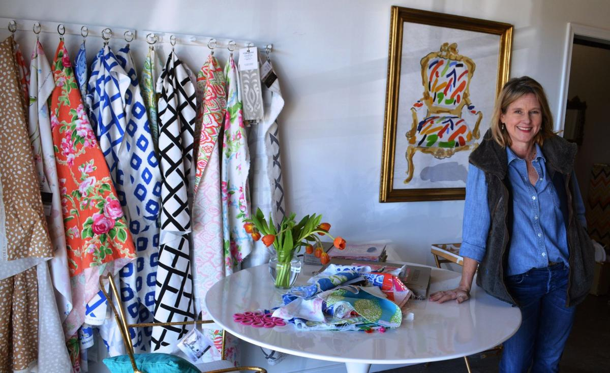 Dana Gibson Recently Relocated Her Home Decor Business To 1601 Roseneath Road Suite A In Scott S Addition