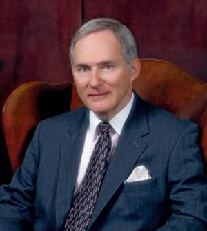 Charles F. Bryan Jr. headshot