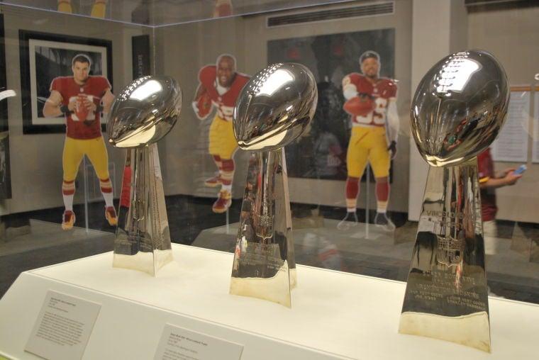 Image result for redskins super bowl trophy