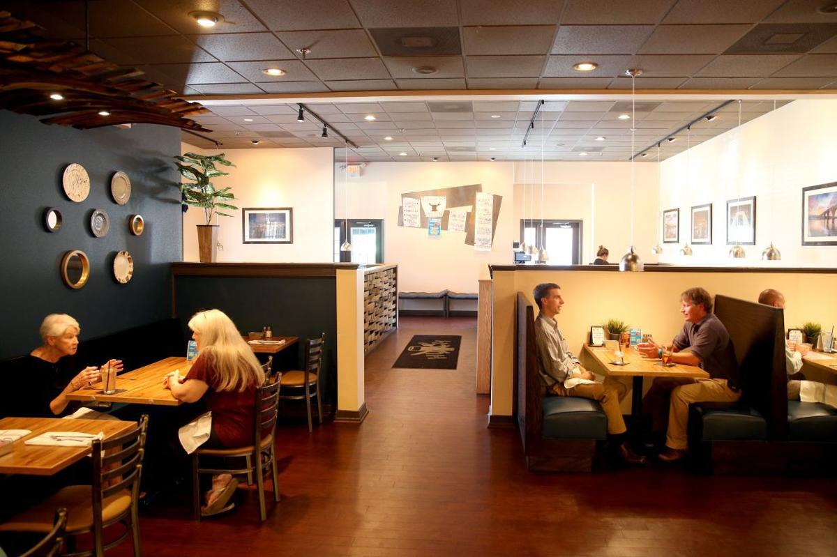 Dining Out Hutch restaurant strives to meet standard set by Toast
