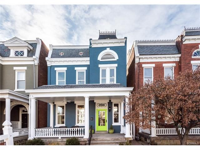 8 Fabulous Houses For Sale In Richmondu0027s Fan And Museum District