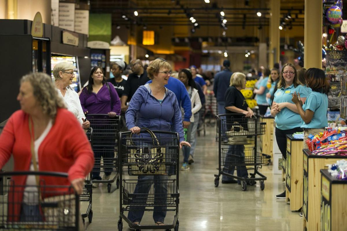 Admirable Midlothian Wegmans Third Largest Store Opening For The Creativecarmelina Interior Chair Design Creativecarmelinacom