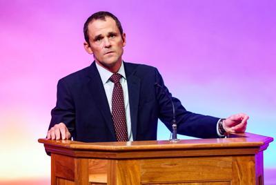 UVa President James Ryan