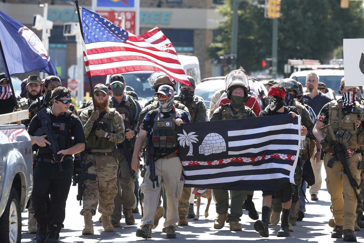Richmond protests