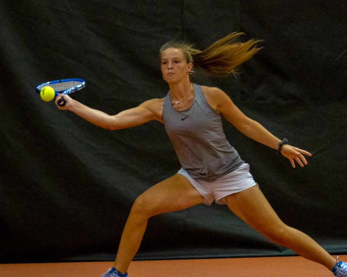 VHSL Class 4 tennis: Moore