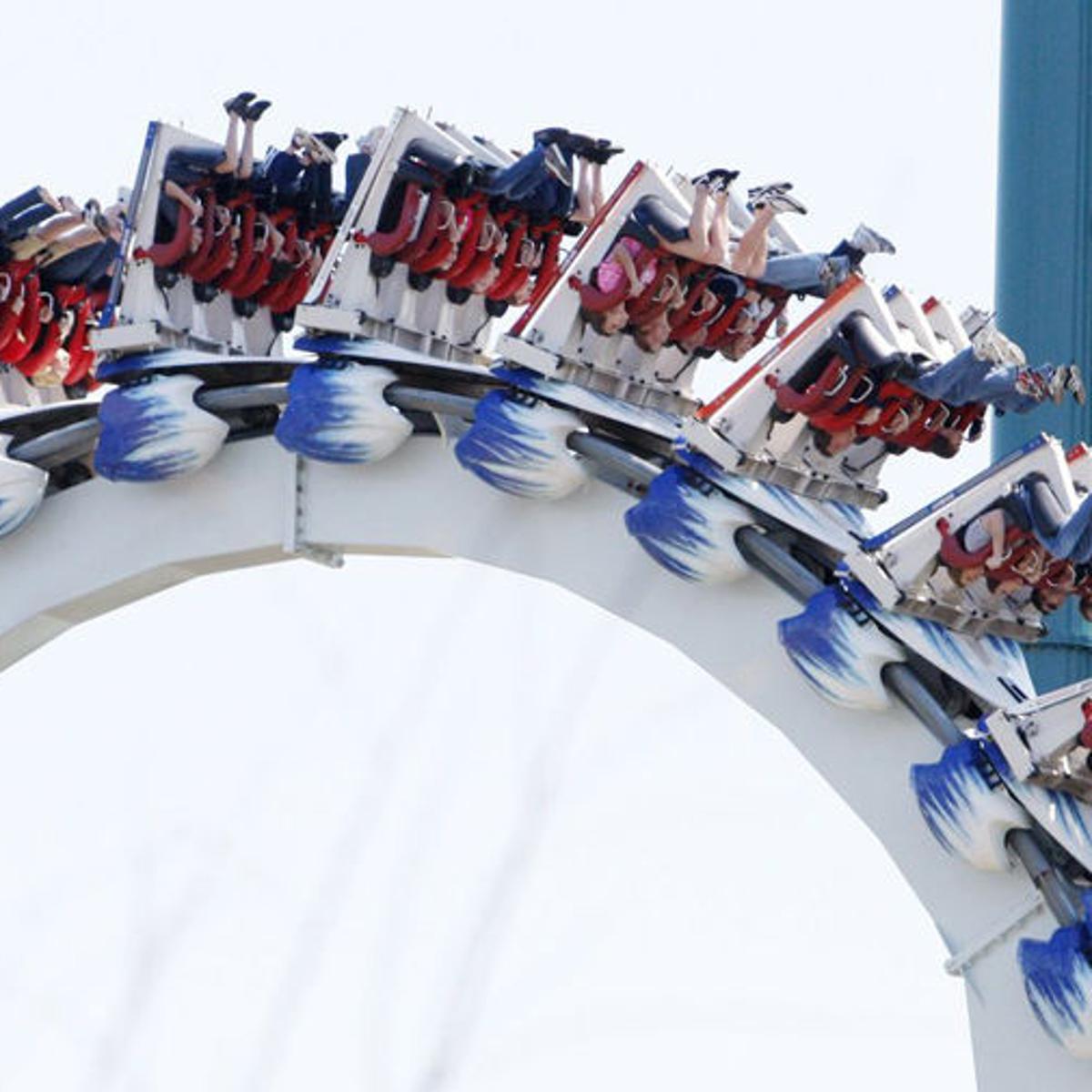 Busch Gardens riders removed after Alpengeist gets stuck