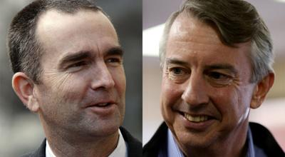 Northam and Gillespie