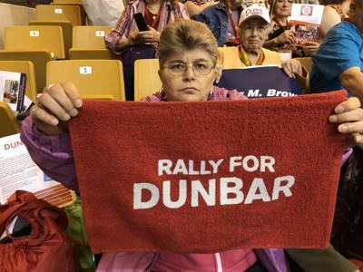 Rally for Dunbar