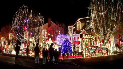 Tacky Lights Holiday Tour Entertainment Richmond